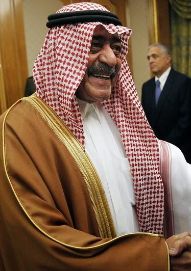prince muqrin new saudi king