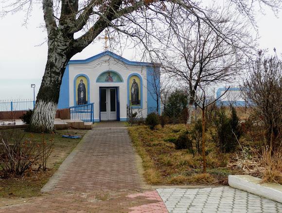 Білгород-Дністровський. Каплиця св. Іоанна Сучавського на території Грецької церкви