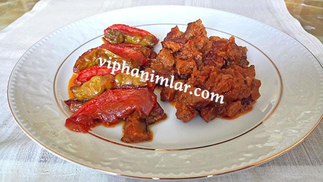 Fırında Parmak Kebabı - viphanimlar.com