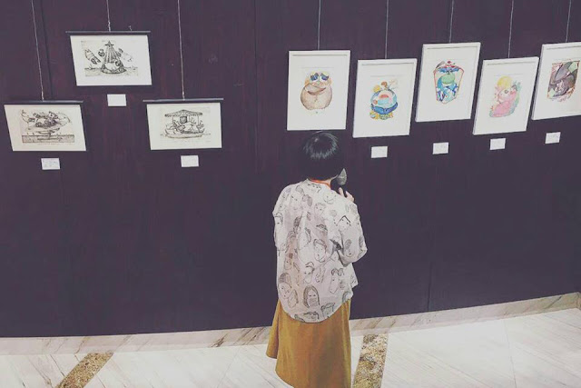 KIDISLAND兒童島插畫家Yukito與他的作品