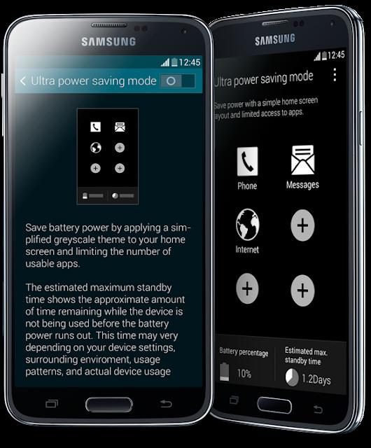 Cara Mengatasi Boros Batre di Samsung Galaxy Note 5 3