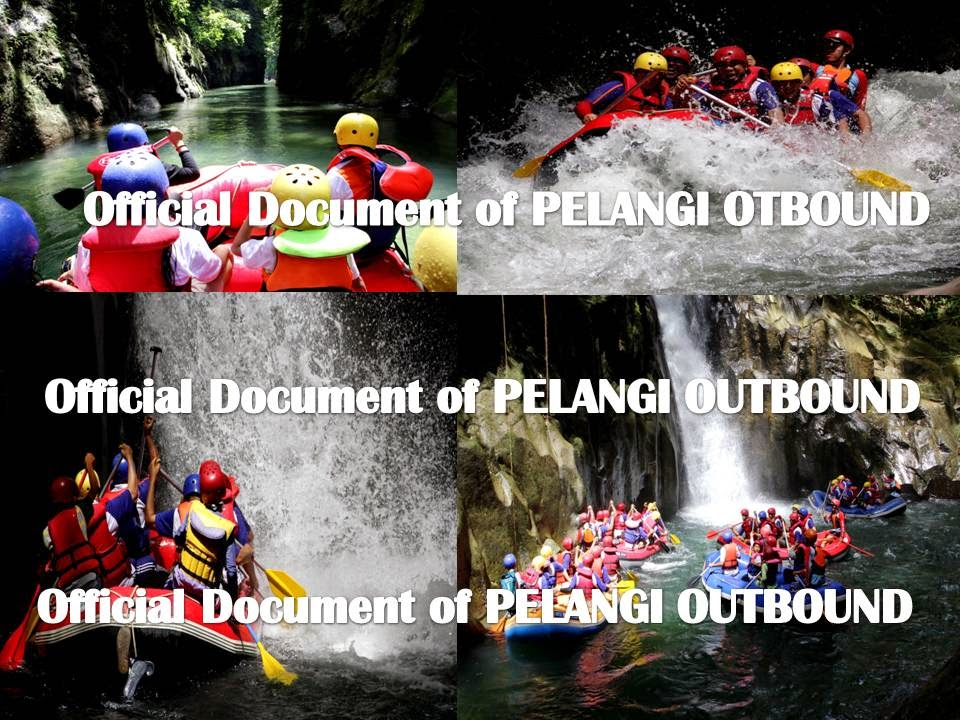 Rafting Pelangi Outbound