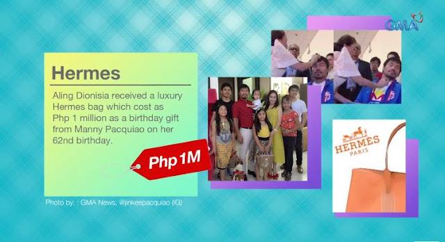 Mga Mamahaling Regalo na Bigay Ng Mayayaman At Bigating  Mga Celebrities!