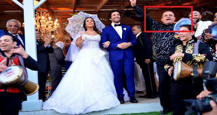 5 اشياء غريبة جدا فى حفل زفاف حسن الرداد وايمى سمير غانم اثارت دهشة الجميع