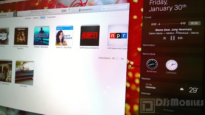 Apple iTunes 12.1 released for Mac OS X with notification center widget, and improved syncing
