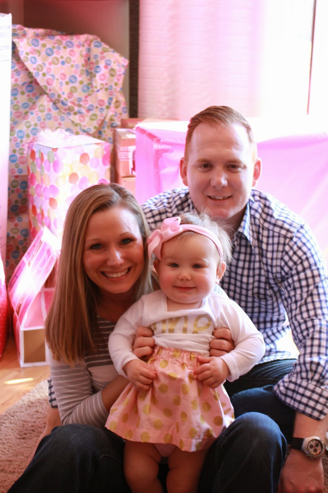 Annie S Culinary Creations Part 2: The Hyde's: Annie's 1st Birthday Party