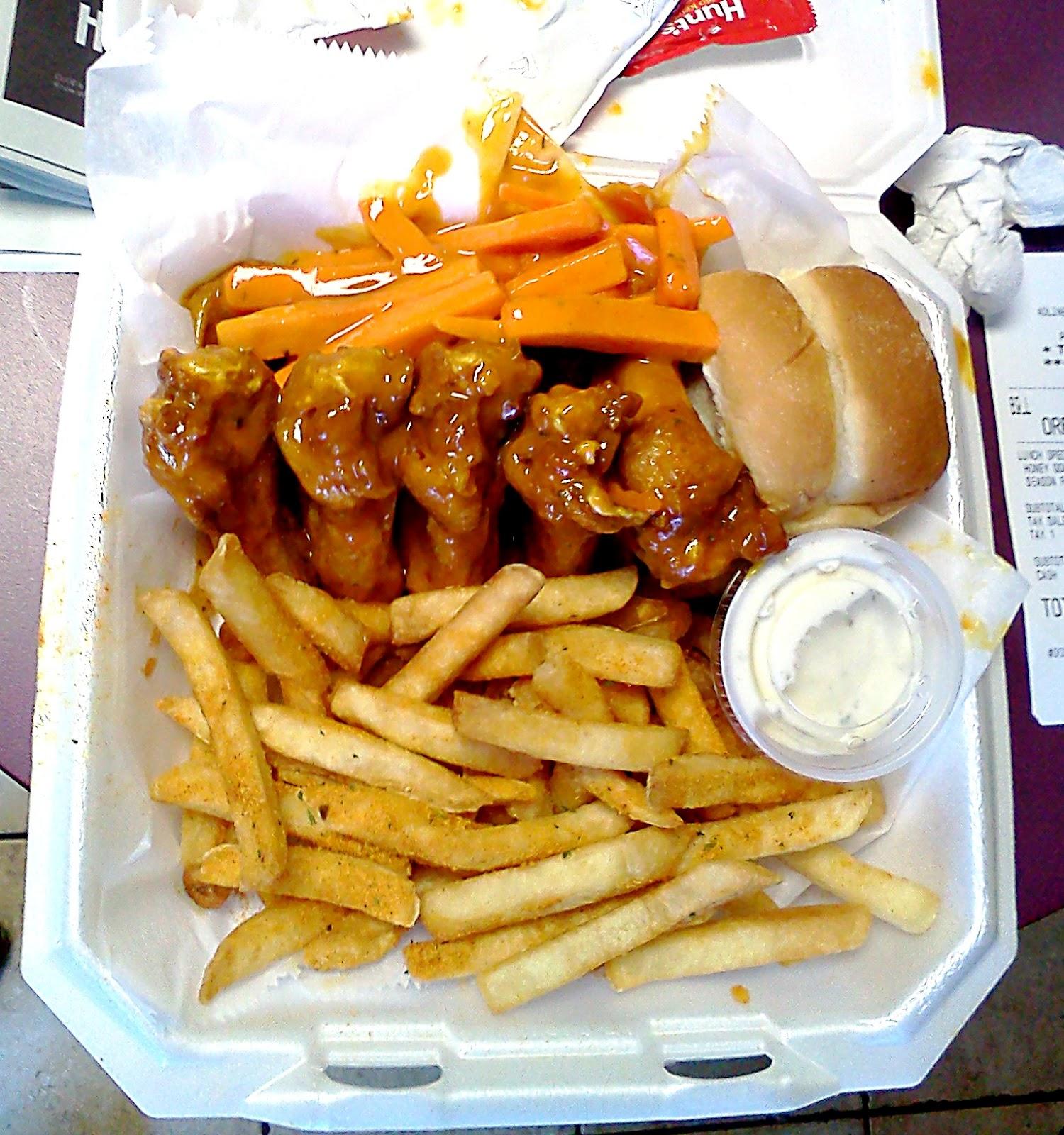 Adlines Hot Wings Express Kens Food Find