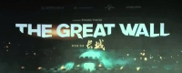 The Great Wall le film