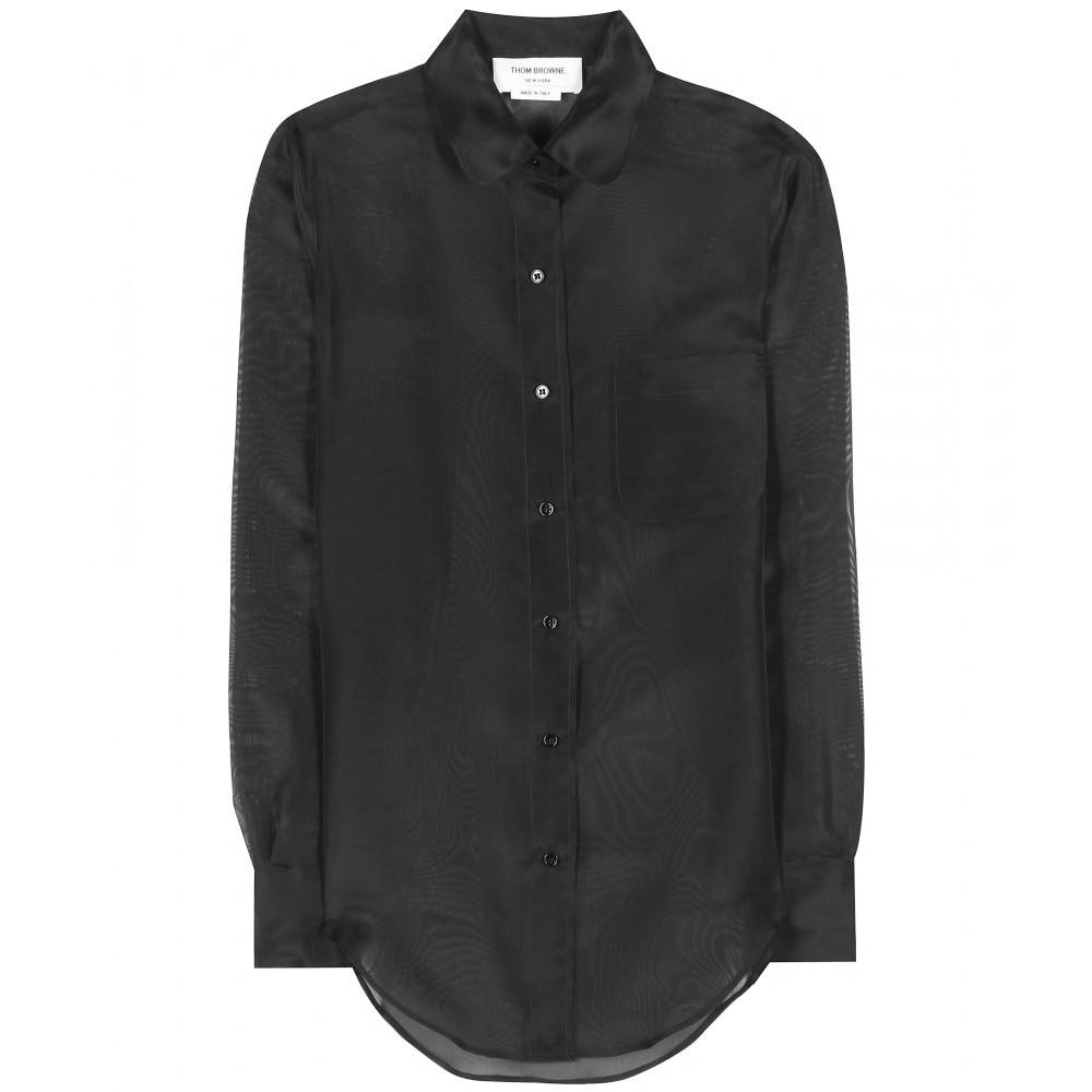black silk shirt - 600×679