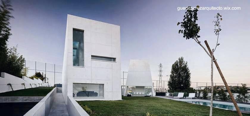 Casa residencial vanguardista en Lisboa Portugal