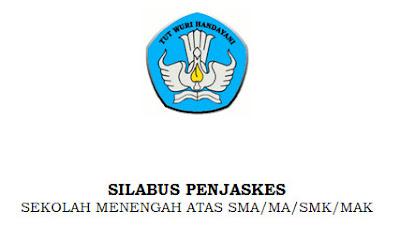 Download Silabus Penjaskes SMA