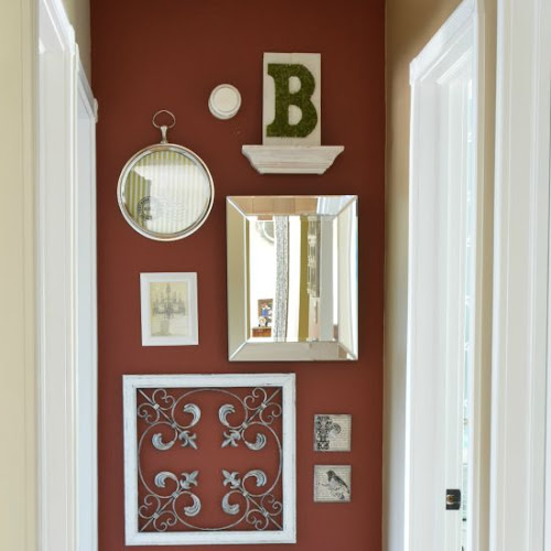 4 Helpful Tips To Creating A Hallway Gallery Wall