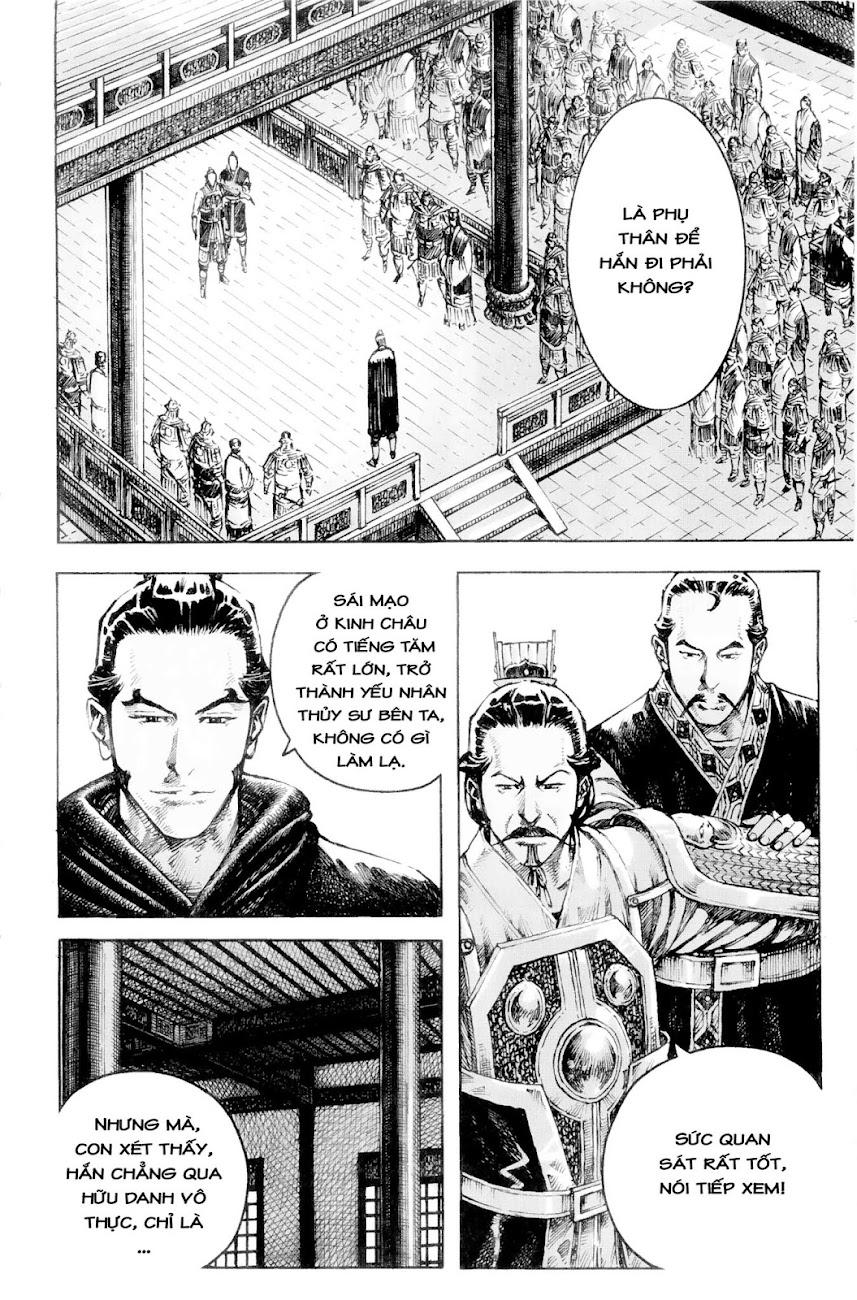 Hỏa phụng liêu nguyên Chương 410: Quấn lấy không buông [Remake] trang 14