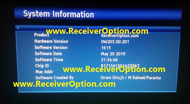GX6605S HW203.00.201 POWERVU KEY SOFTWARE NEW UPDATE 105E 68E 66E FULL OK