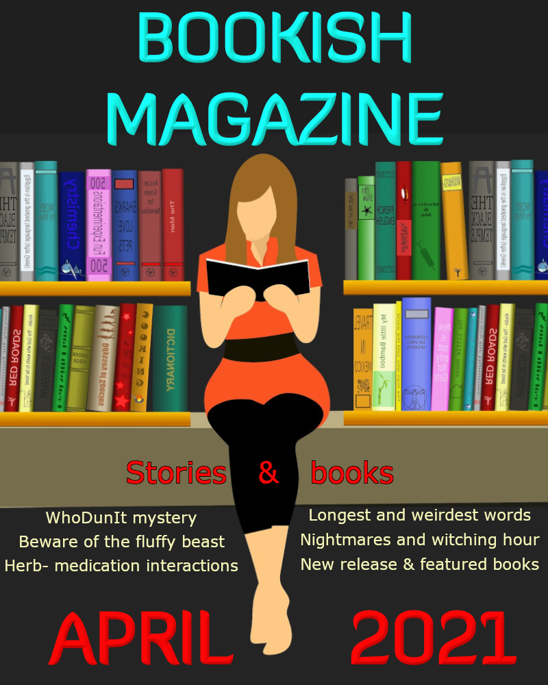 Bookish Magazine April 2021