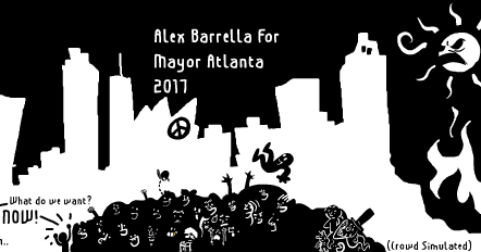 Alex Barrella for Mayor of Atlanta