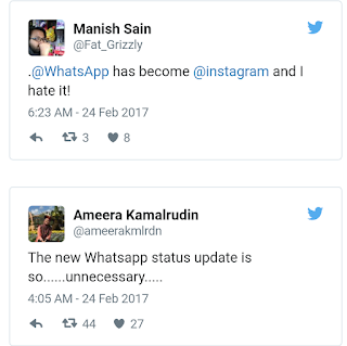 5 Reason Why People Don't Like The WhatsApp's Latest Feature