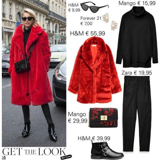 Get The Look - Caroline Daur