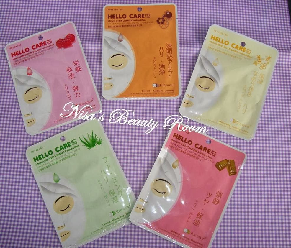 Review Hello Care Mask