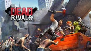 Dead Rivals - Zombie MMO Apk Mod v1.0.0d For Android