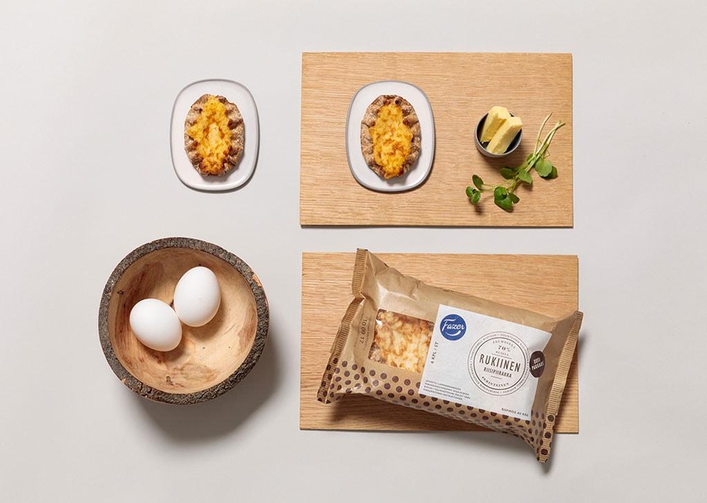 Inspirasi Desain Kemasan Packaging - Fazer Pastries