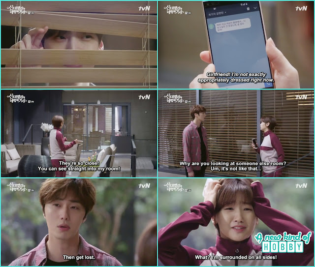 ha won first morning at sky house - Cinderella and 4 Knights - Episode 3 Review