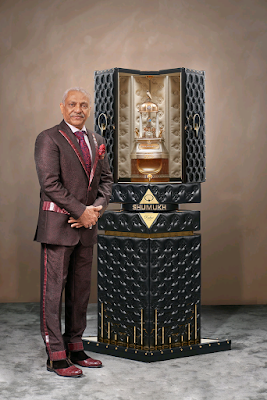 World most expensive perfume