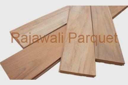 Mini Flooring Kayu Jati