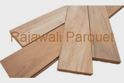 Mini Flooring Kayu Jati