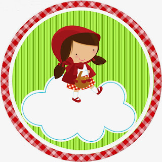 Little Red Riding Hood Free Printable Mini Kit.