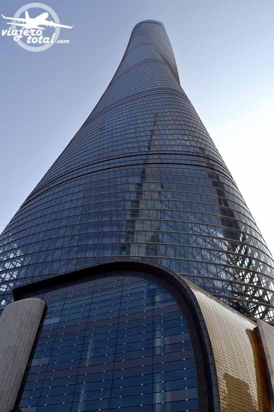 China - Shanghai - Rascacielos - Skyscraper - Tower