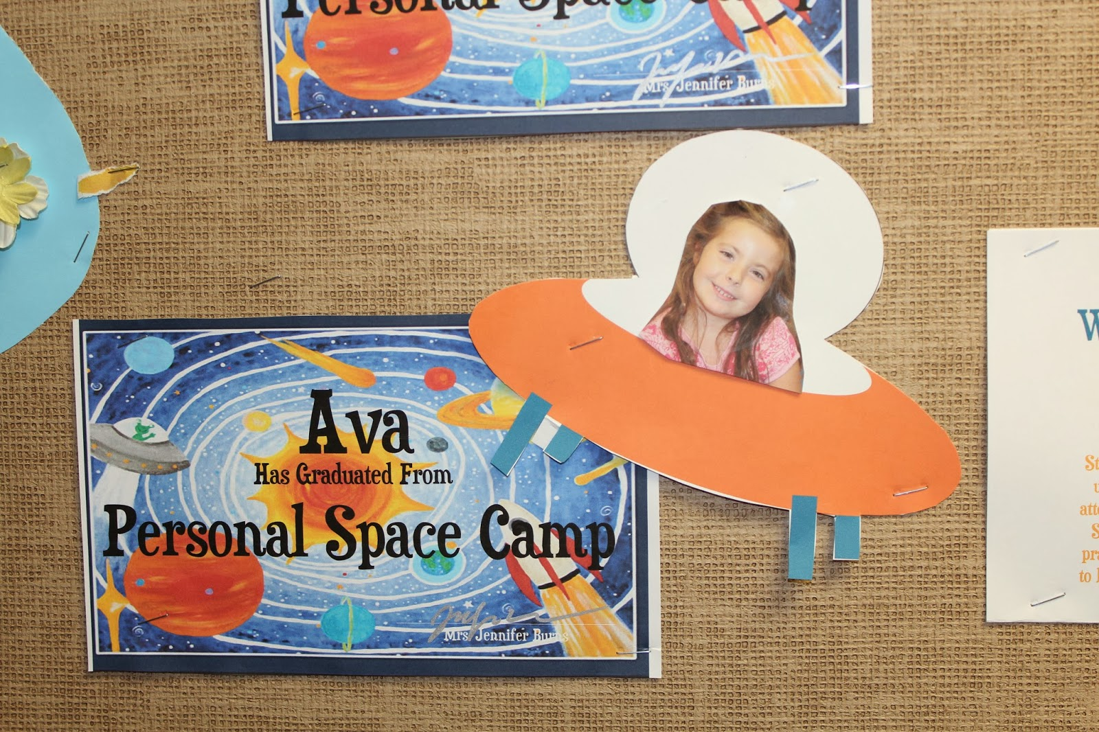 Teach Them To Fly Personal Space Camp