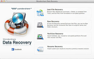 Wondershare Data Recovery 6.0.7 Patched (Mac OS X)