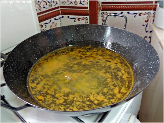 Migas de Almería, Mi Receta Familiar