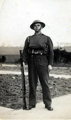 Gunner A.S.Davis Royal Artillery