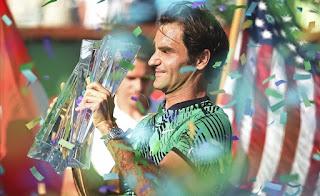TENIS - Masters 1000 Indian Wells 2017: título número 90 para un imperial Roger Federer, ahora el campeón de más edad de un Masters 1000
