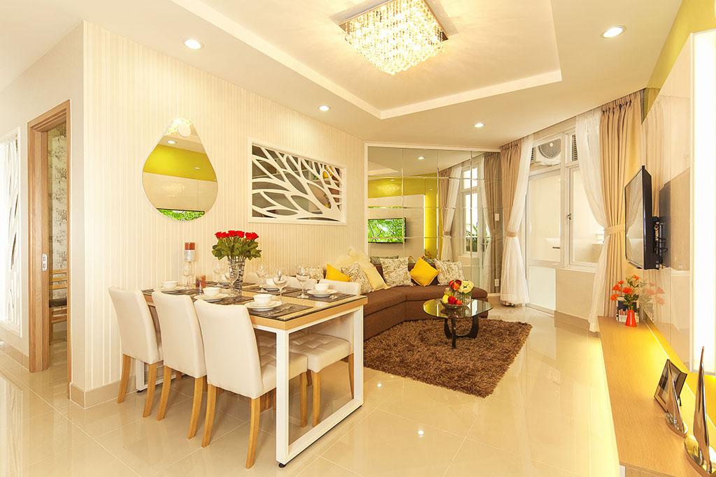 Tiện ích biệt thự Ngoại Giao Đoàn - Tổng công ty xây dựng Hà Nội