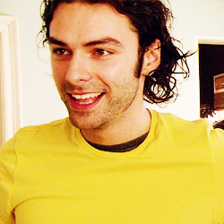 Aidan Turner, Being Human, Poldark, Mitchell