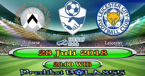Prediksi Bola855 Udinese vs Leicester 28 Juli 2018