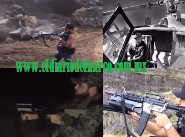"""Video inédito filtrado """"La última de """"El Arable"""" líder del CJNG abatido por sus sicarios cuando dormía"""