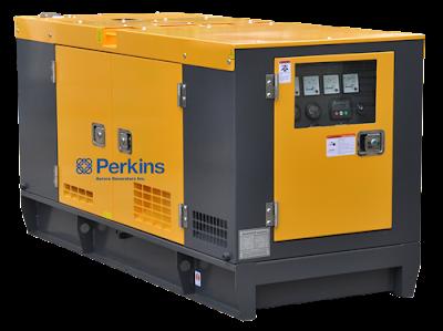 Máy phát điện Perkins 25kva 1103A-33G