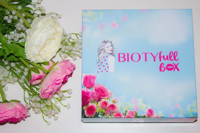 La jolie BiotyfullBox du mois de mai