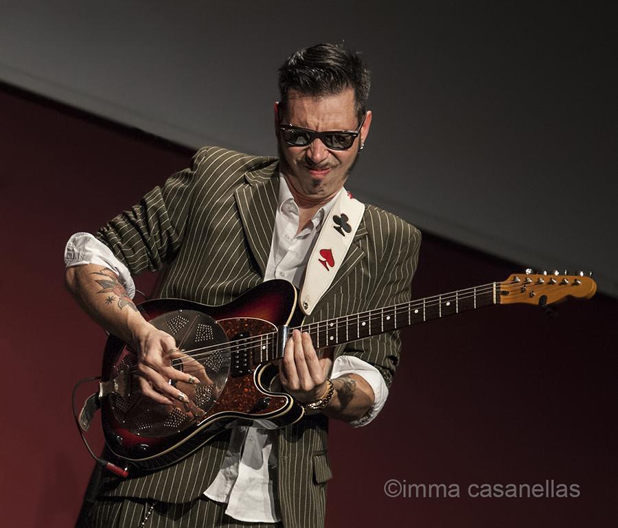 "Hernan Senra ""Chino"", Auditori Vinseum, Vilafranca del Penedès, 11-març-2017"