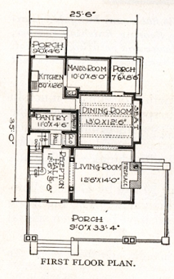 Sears House Seeker: Sears Arlington: Three In A Row in