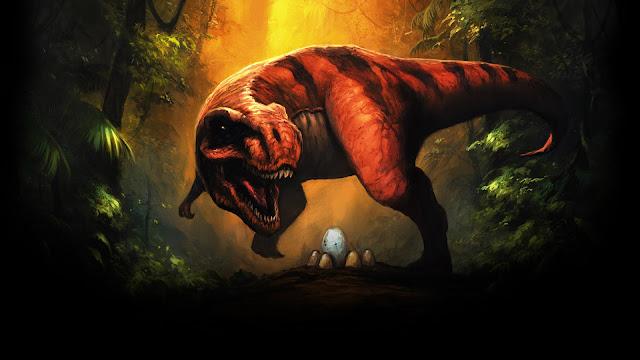 Steam Dinozor Arkaplan Resimleri 38