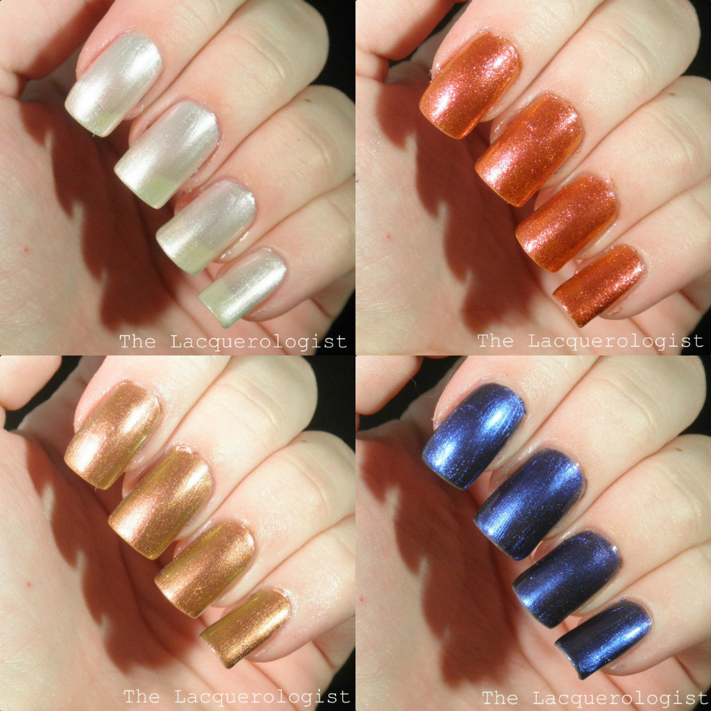 Sally Hansen Lustre Shine Collection: Swatches and Review! • Casual ...
