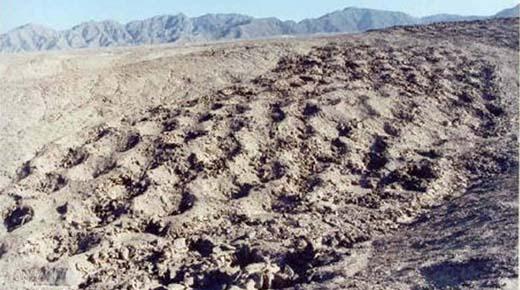 La extensa banda de miles de agujeros inexplicables en Perú ¿Evidencia de la actividad minera extraterrestre?