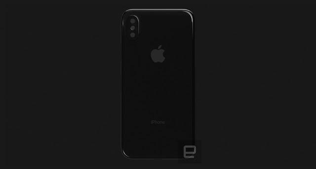 سوف يأتي هاتف آيفون 8 بهيكل زجاجي وخاصية الشحن اللاسلكي