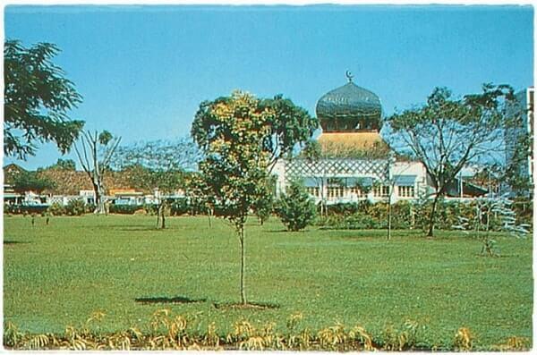 masjid agung bandung 1955-1970