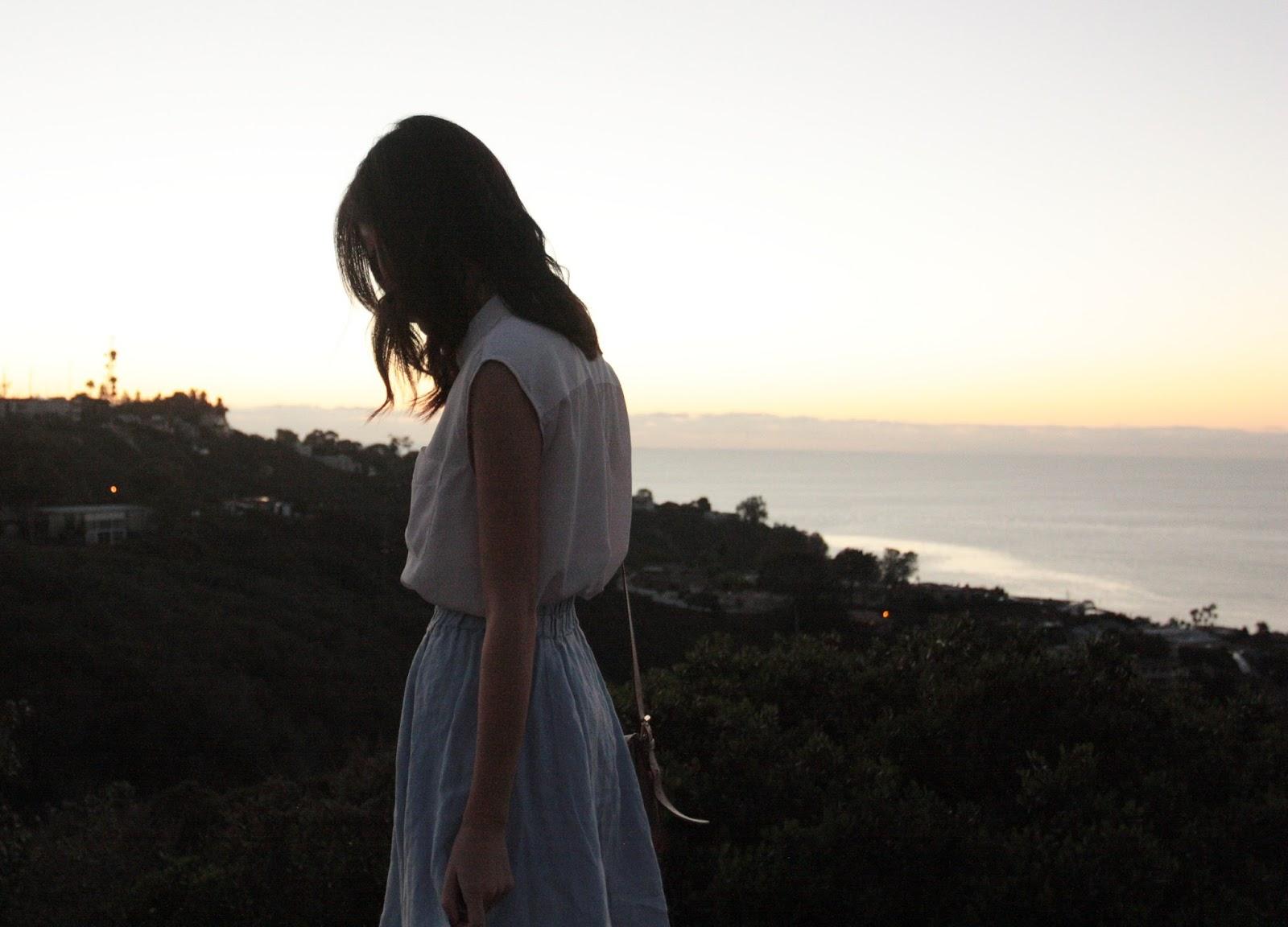Sunset on Soledad